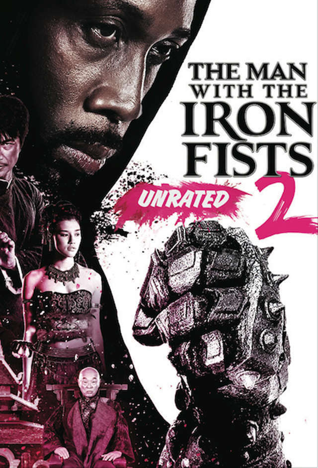 The Man with the Iron Fists 2 2015 UNRATED 720p BluRay H264 AAC-RARBG
