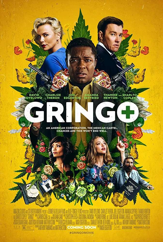 Gringo 2018 HDRip x264 AC3-Manning