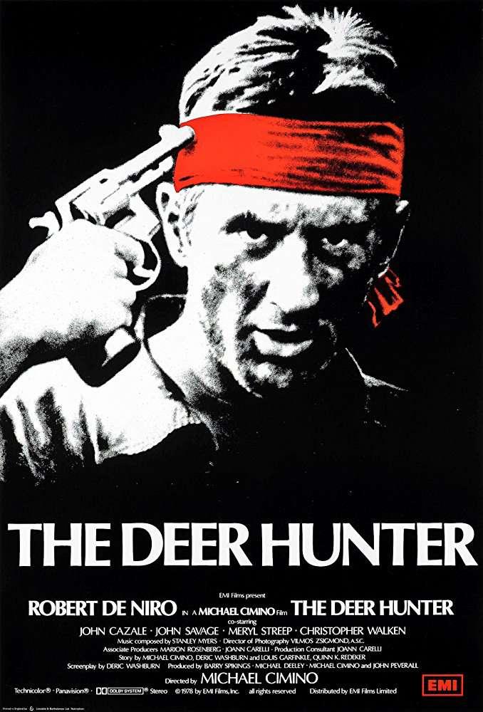 The Deer Hunter 1978 BRRip XviD MP3-XVID