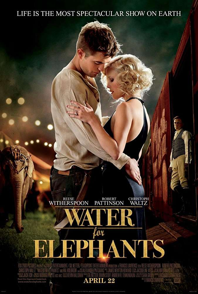 Water for Elephants (2011) [BluRay] [720p] YIFY