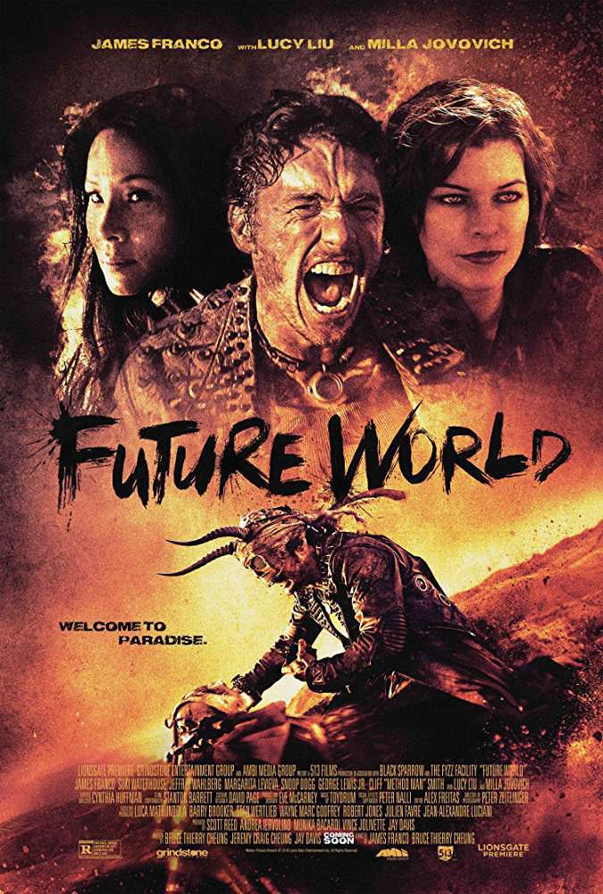 Future World 2018 HDRip AC3 X264-CMRG [N1C]
