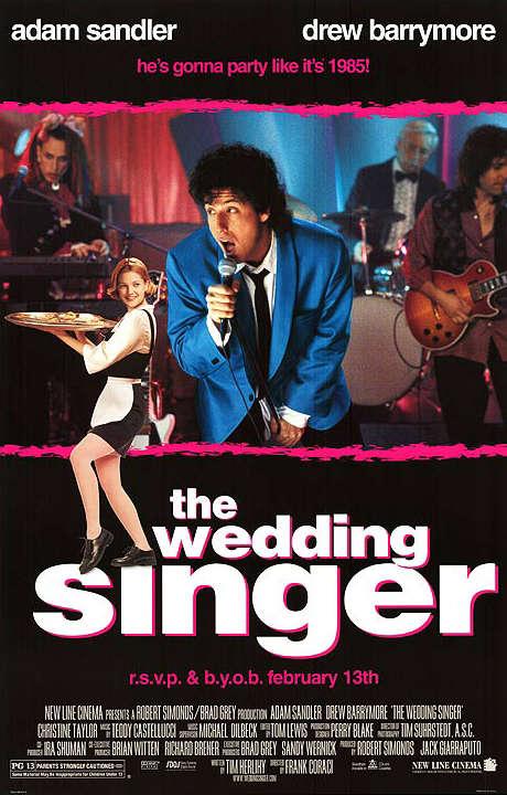 The Wedding Singer 1998 BRRip XviD MP3-XVID