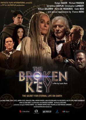 The Broken Key 2017 BRRip XviD AC3 LLG