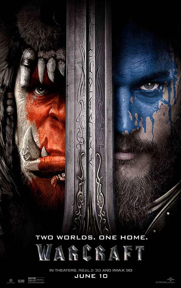 Warcraft 2016 HDRIP H264 AC3-5 1-RypS