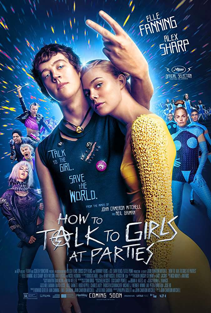 How to Talk to Girls at Parties 2017 720p WEB-DL AAC LLG