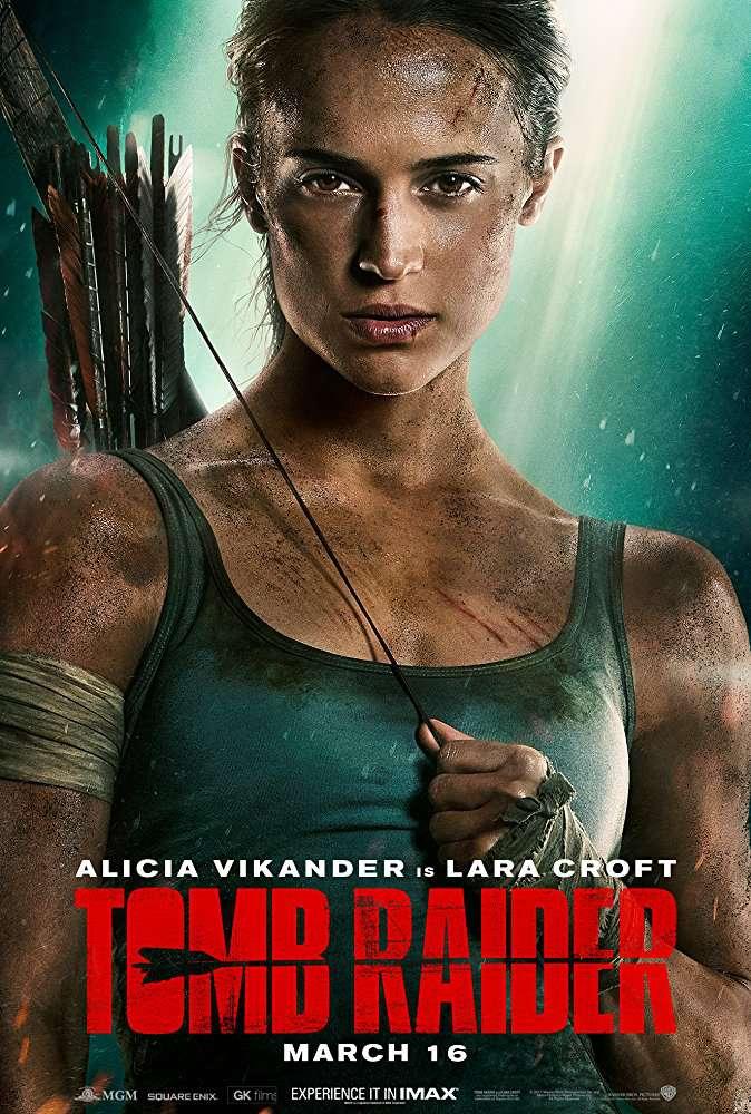 Tomb Raider 2018 HDRip XviD AC3-EVO[TGx]