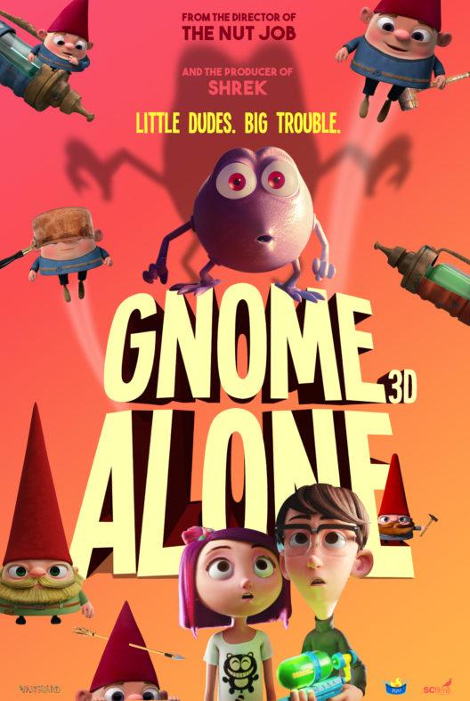 Gnome Alone 2017 HDRip AC3 X264-CMRG