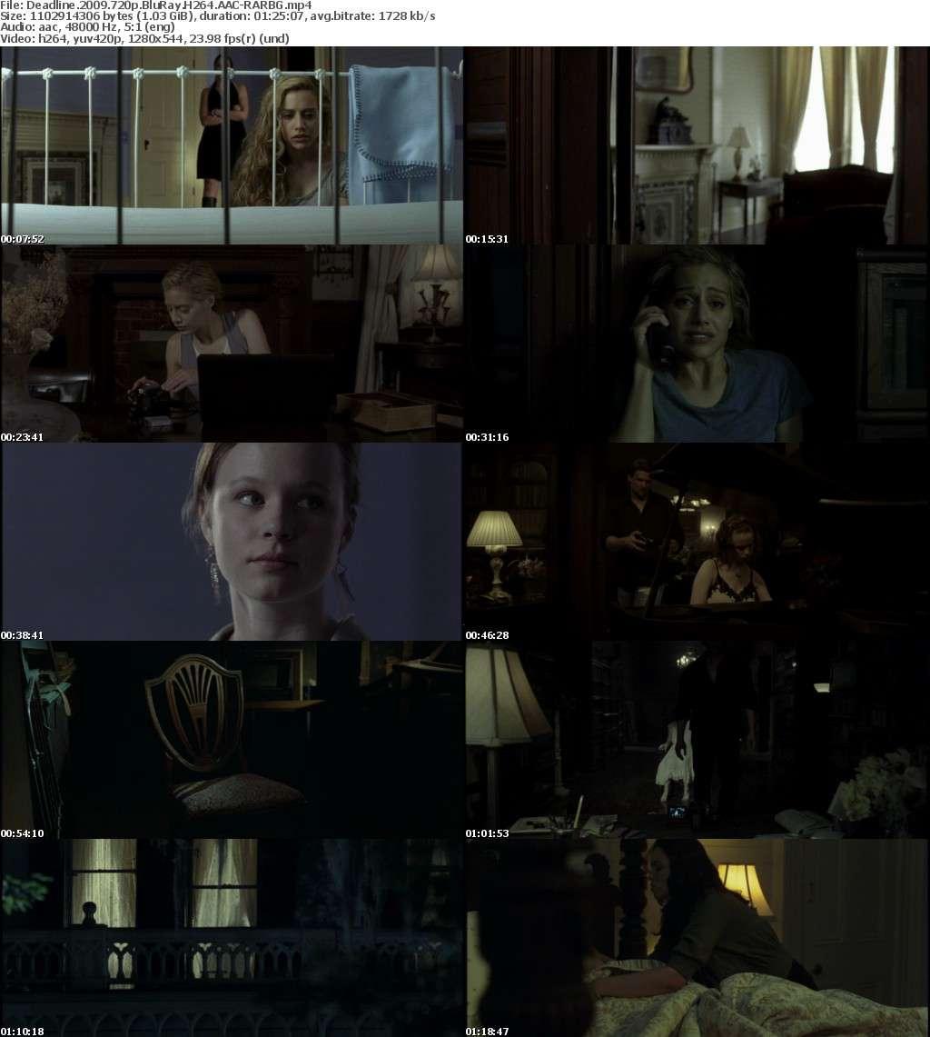 Deadline 2009 720p BluRay H264 AAC-RARBG