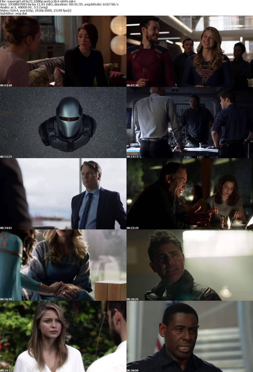 Supergirl S03E21 1080p WEB x264-STRiFE