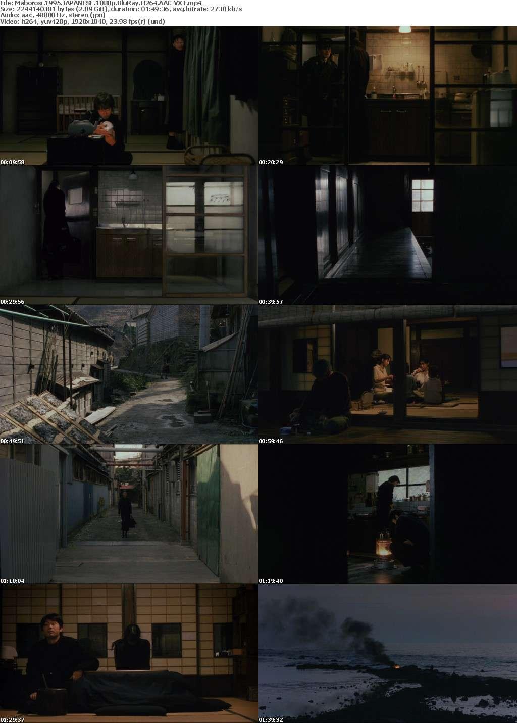 Maborosi 1995 JAPANESE 1080p BluRay H264 AAC-VXT