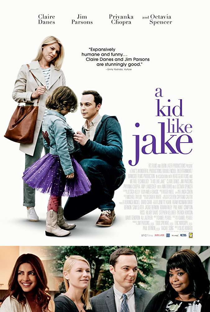 A Kid Like Jake 2018 720p AMZN WEBRip DDP5 1 x264-NTG