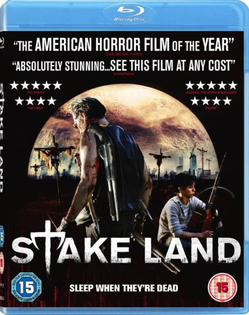 Stake Land (2010) 720p BluRay Dual Audio x264 [Hindi+English]-DLW