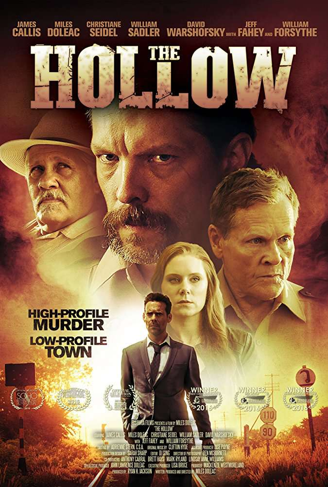 The Hollow 2016 BRRip XviD MP3-XVID