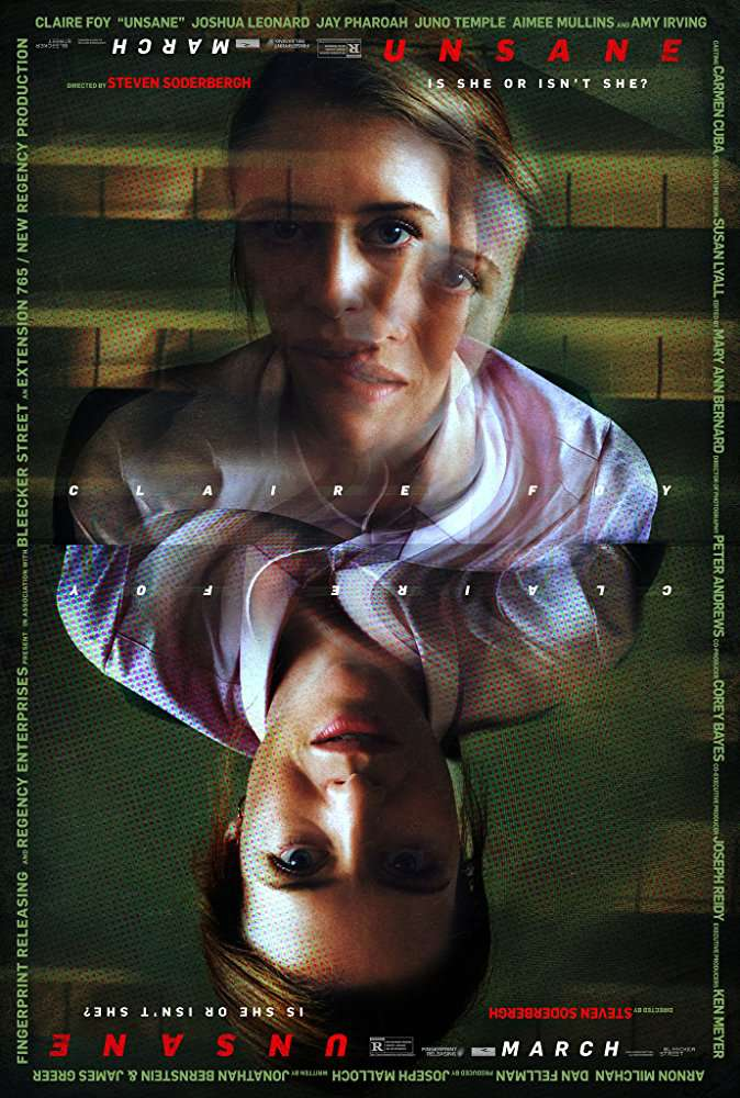 Unsane 2018 BRRip XviD MP3-XVID