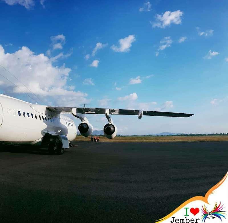 Jbb Notohadinegoro Airport Jember East Java Page 52