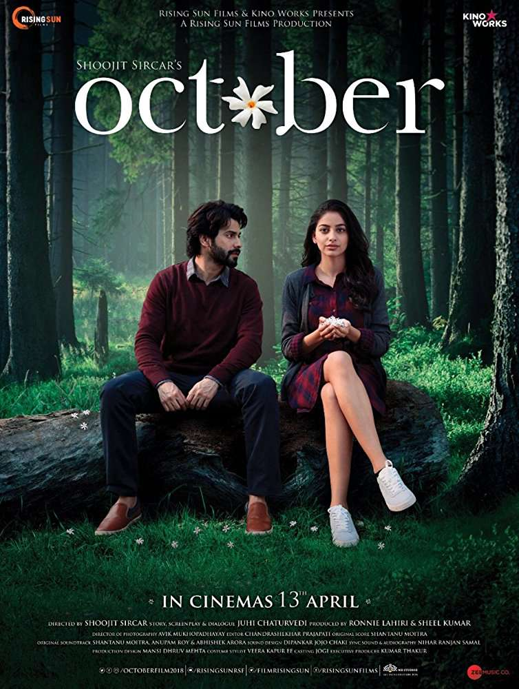 October (2018) Hindi 720p WEB-DL x264 AC3 2.0 ESub-Ranvijay