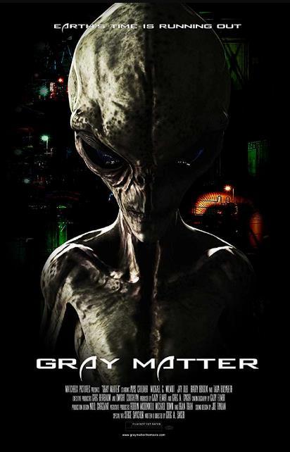 Gray Matter (2017) HDRip AC3 X264-CMRG