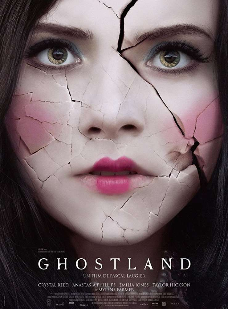 Ghostland 2018 720p BRRip X264 AC3-EVO