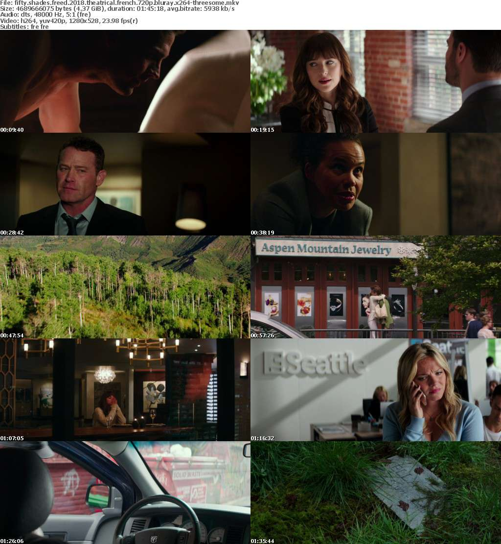 Fifty Shades Freed 2018 THEATRiCAL FRENCH 720p BluRay x264-THREESOME