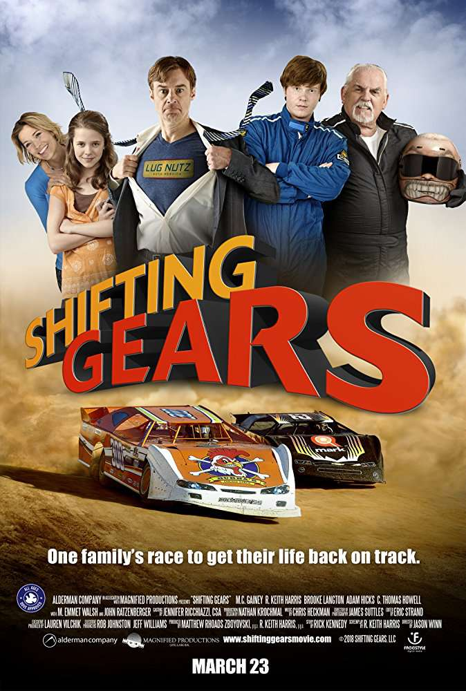 Shifting Gears (2018) HDRip XviD AC3-EVO