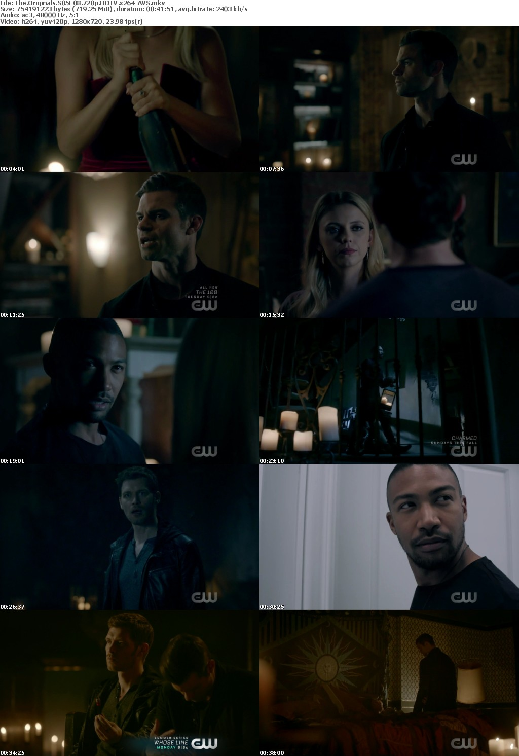 The Originals S05E08 720p HDTV x264-AVS