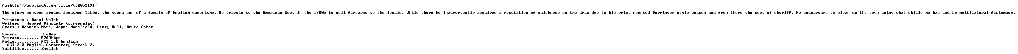 The Sheriff of Fractured Jaw 1958 1080p BluRay x264-nikt0