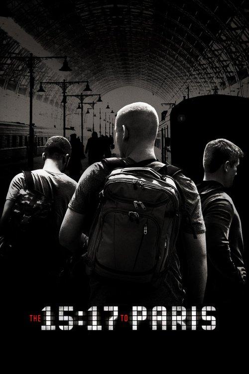 15 17 Tren A Paris 2018 SPANiSH MULTi 720p BluRay x264-JODER