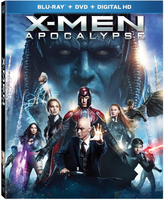 X-Men Apocalypse (2016) 720p BDRip x264 [Hindi+Tamil+Telugu+Eng]-MovCr