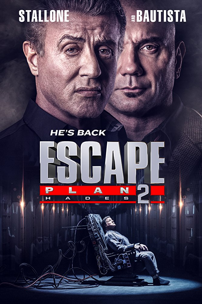 Escape Plan 2 Hades 2018 DVDRip English Subtitles-EVO