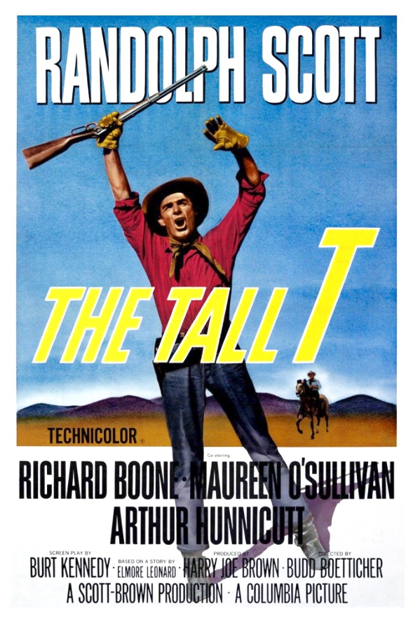 The Tall T 1957 1080p BluRay x264-SPOOKS