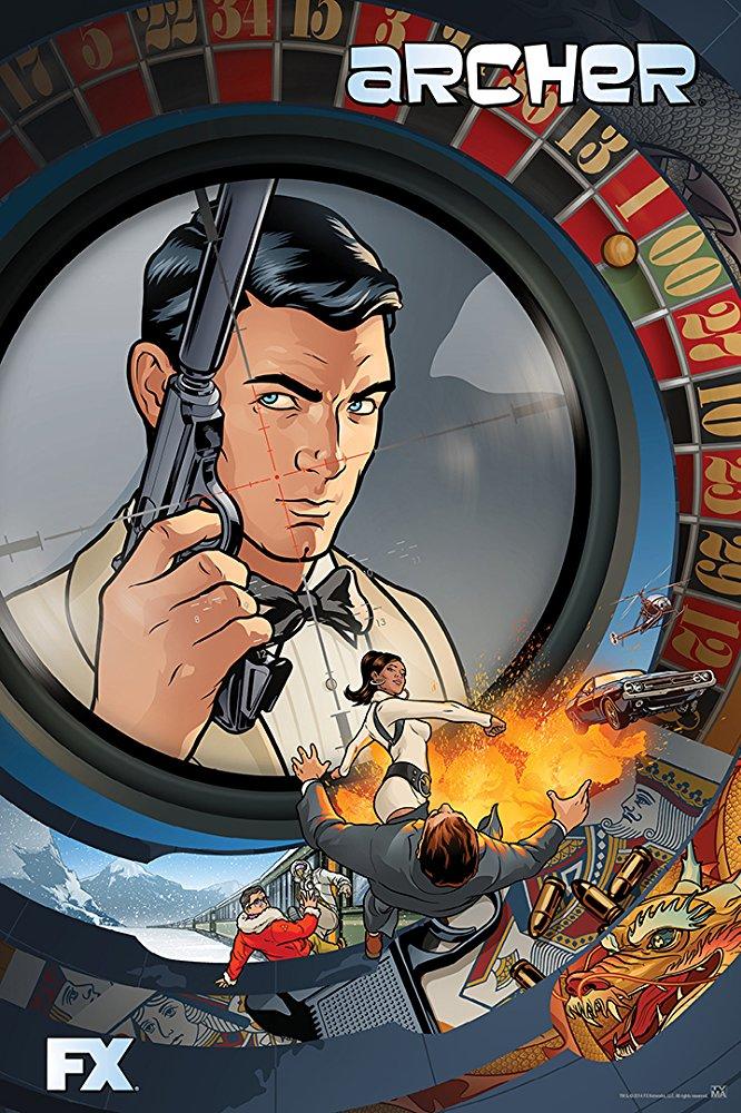 Archer (2009) S09E07 720p HDTV x264-KILLERS
