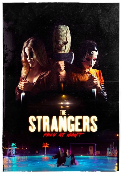 The Strangers Prey at Night 2018 DVDR-JFKDVD