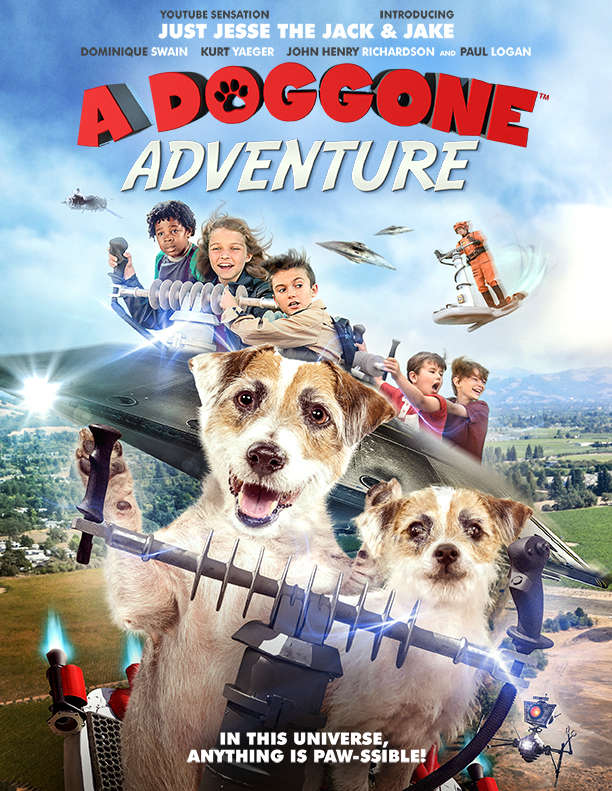 A Doggone Adventure 2018 HDRip XviD AC3-EVO