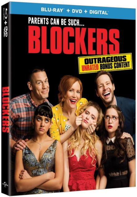 Blockers (2018) BDRip x264-GECKOS