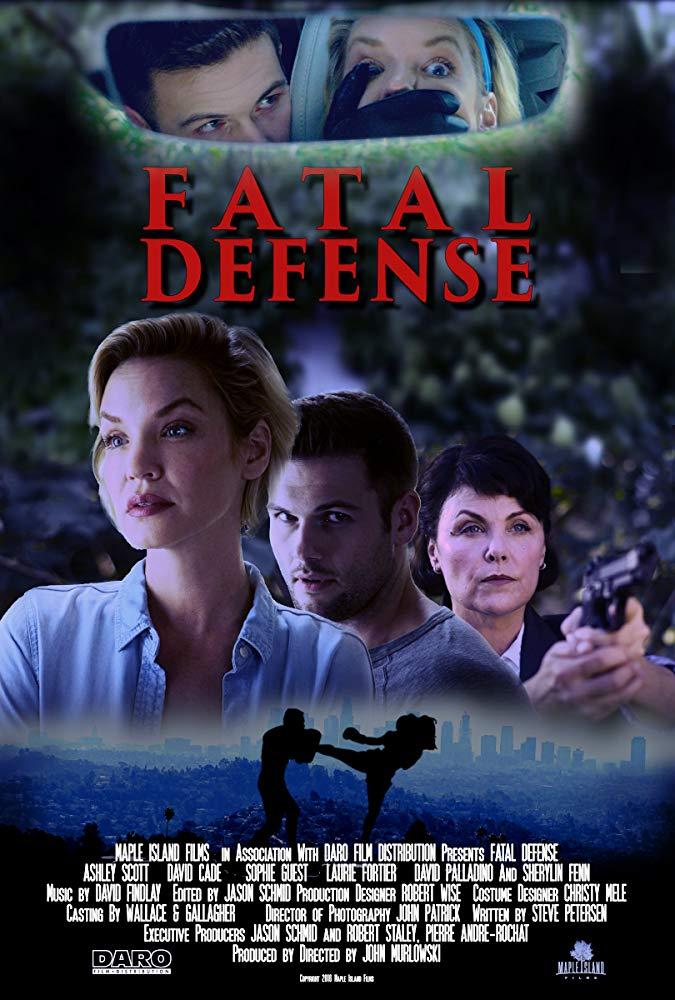 Fatal Defense 2018 HDRip XviD AC3-EVO