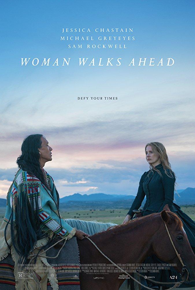 Woman Walks Ahead 2018 HDRip AC3 X264-CMRG
