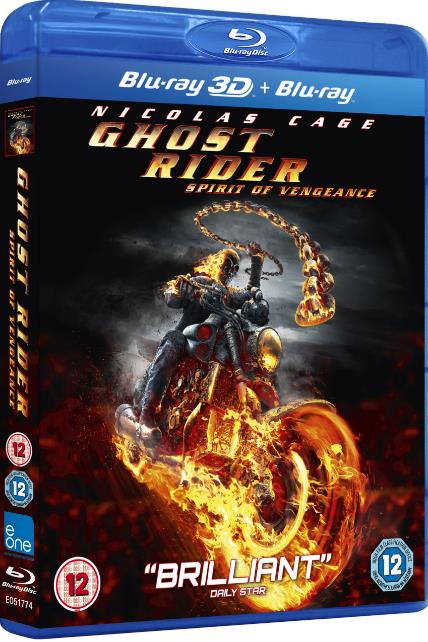 Ghost Rider Spirit of Vengeance (2011) 3D HSBS 1080p BluRay AC3 (DTS 5.1)-R ...