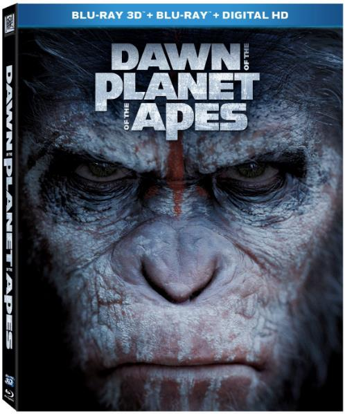 Dawn of the Planet of the Apes (2014) Ice Age Collision Course (2016) 3D HSBS 1080p BluRay AC3 (DTS 5.1) Remastered-nickarad