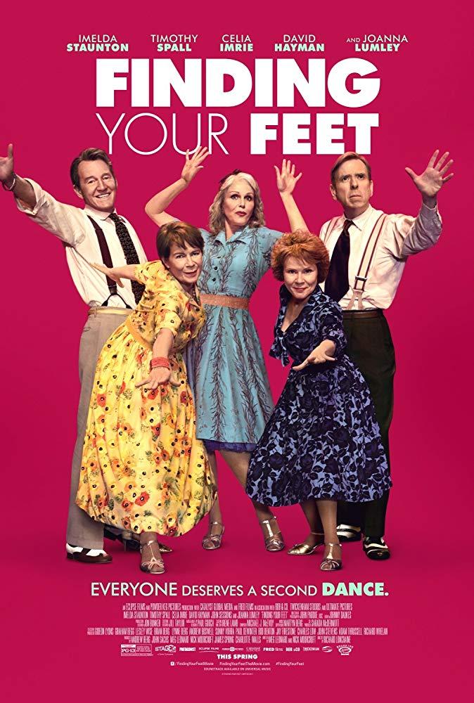 Finding Your Feet 2017 720p BRRip 800 MB - iExTV