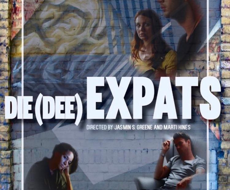 die Expats 2018 HDRip XviD AC3-EVO