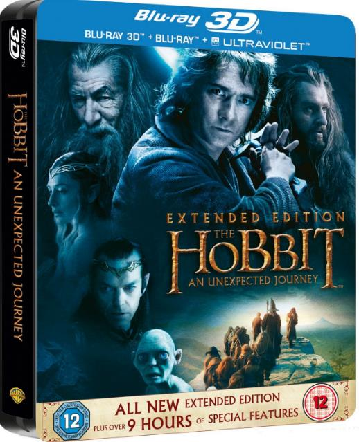 The Hobbit An Unexpected Journey (2012) 3D HSBS 1080p BluRay AC3 (DTS 5.1) Remastered-nickarad