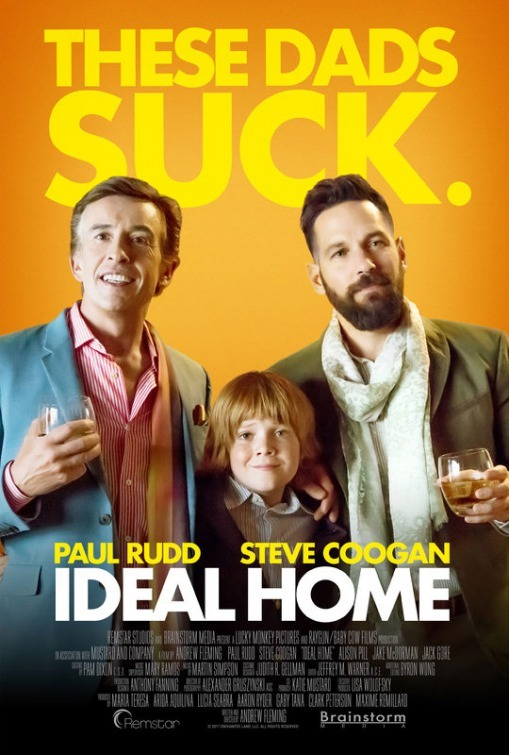 Ideal Home (2018) HDRip AC3 X264-CMRG