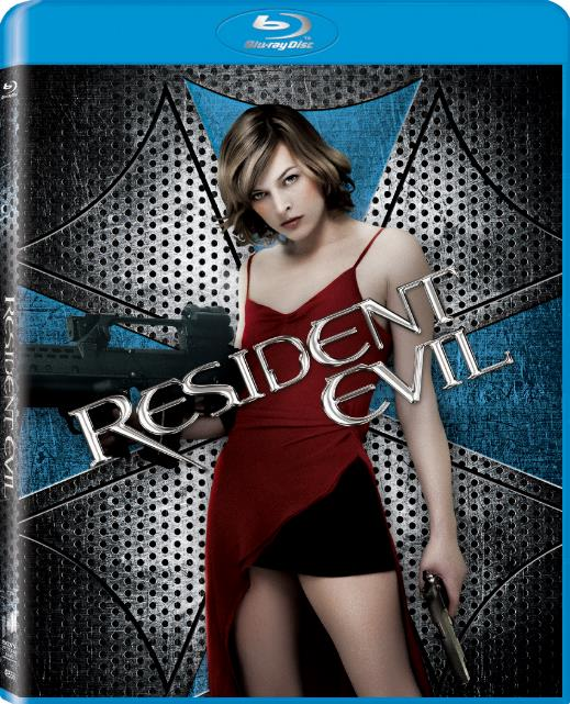 Resident Evil (2002) 720p BluRay Dual Audio [Hindi ORG DD 5.1+Eng] ESub 1.35GB-DLW