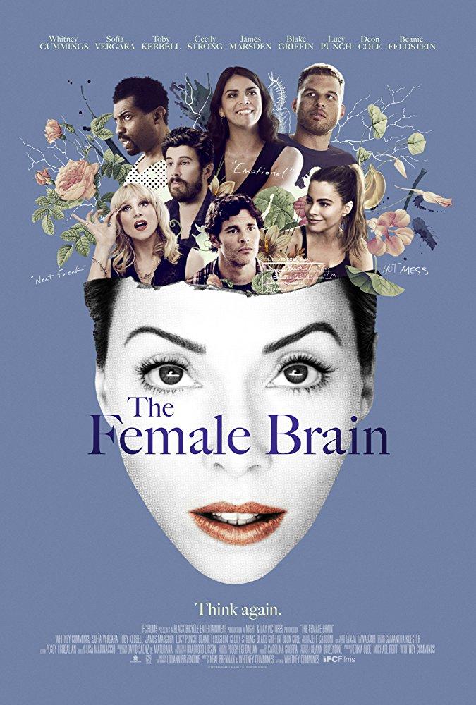 The Female Brain 2018 720p BRRip XviD AC3-XVID