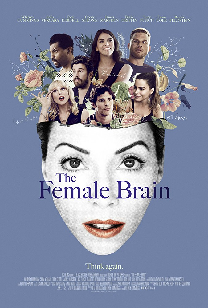 The Female Brain (2018) 720p BluRay x264 850MB ESubs - MkvHub