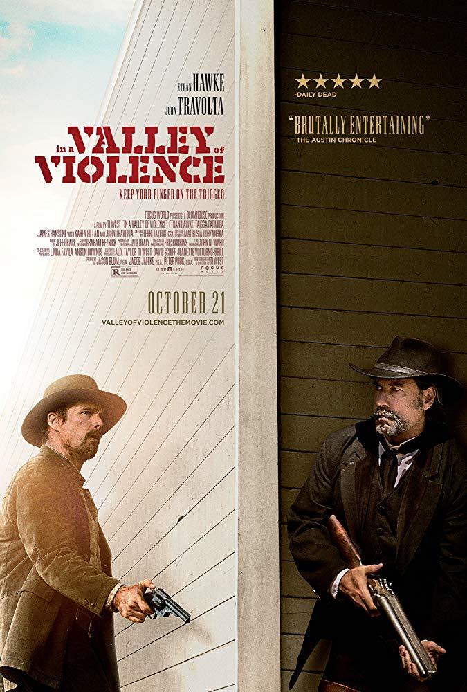 In a Valley of Violence 2016 1080p BluRay x264 Dual Audio Hindi DD 5 1 - English DD 5 1 ESub MW