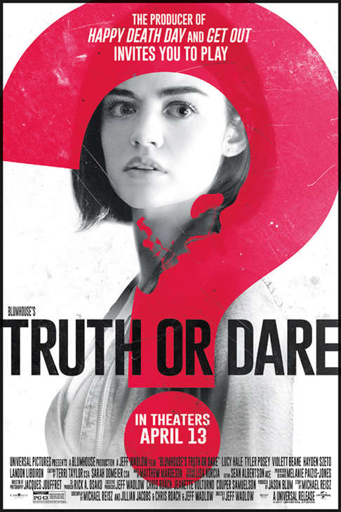 Truth or Dare 2018 720p WEB-DL H264 AC3-EVO