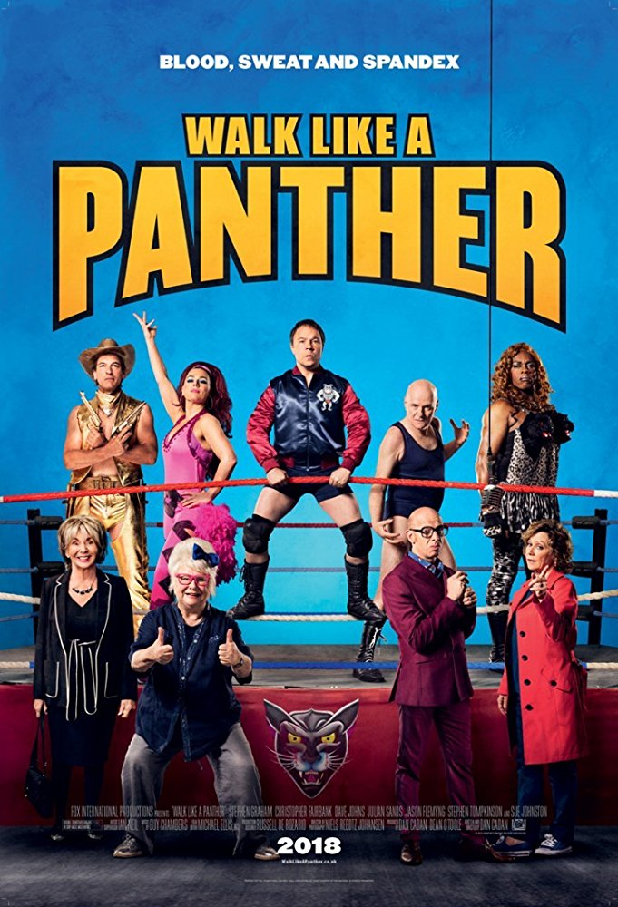 Walk Like a Panther 2018 1080p WEB-DL H264 AC3-EVO