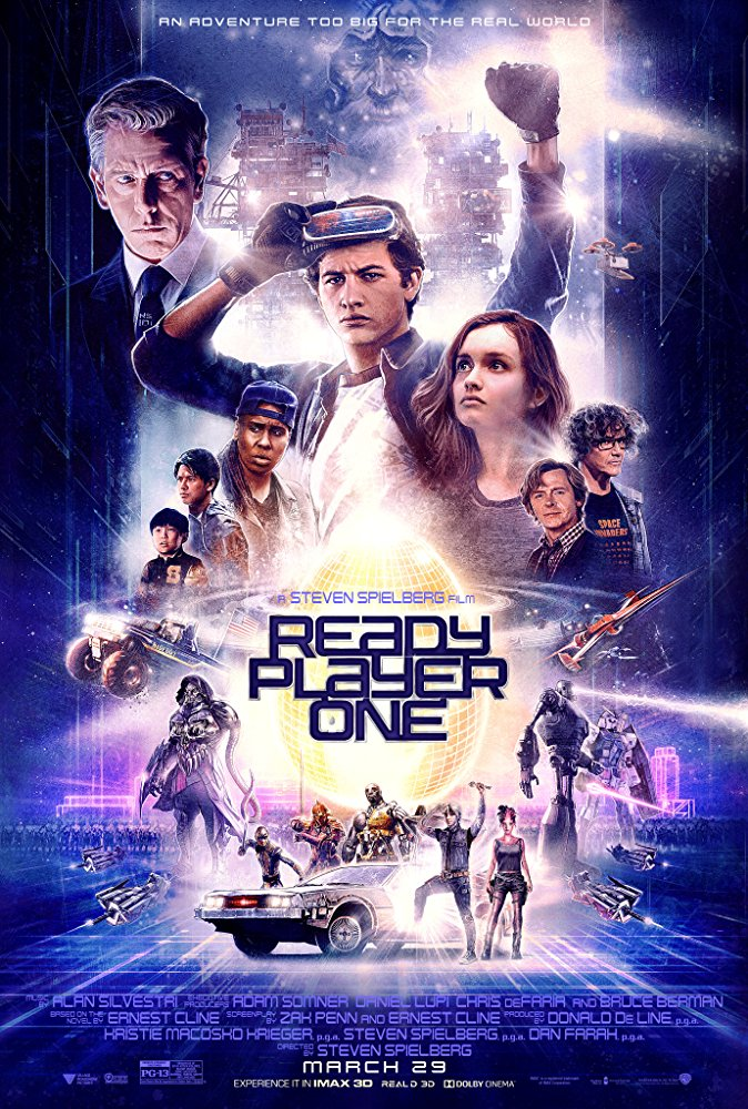 Ready Player One 2018 720p BRRip HEVC MkvCage