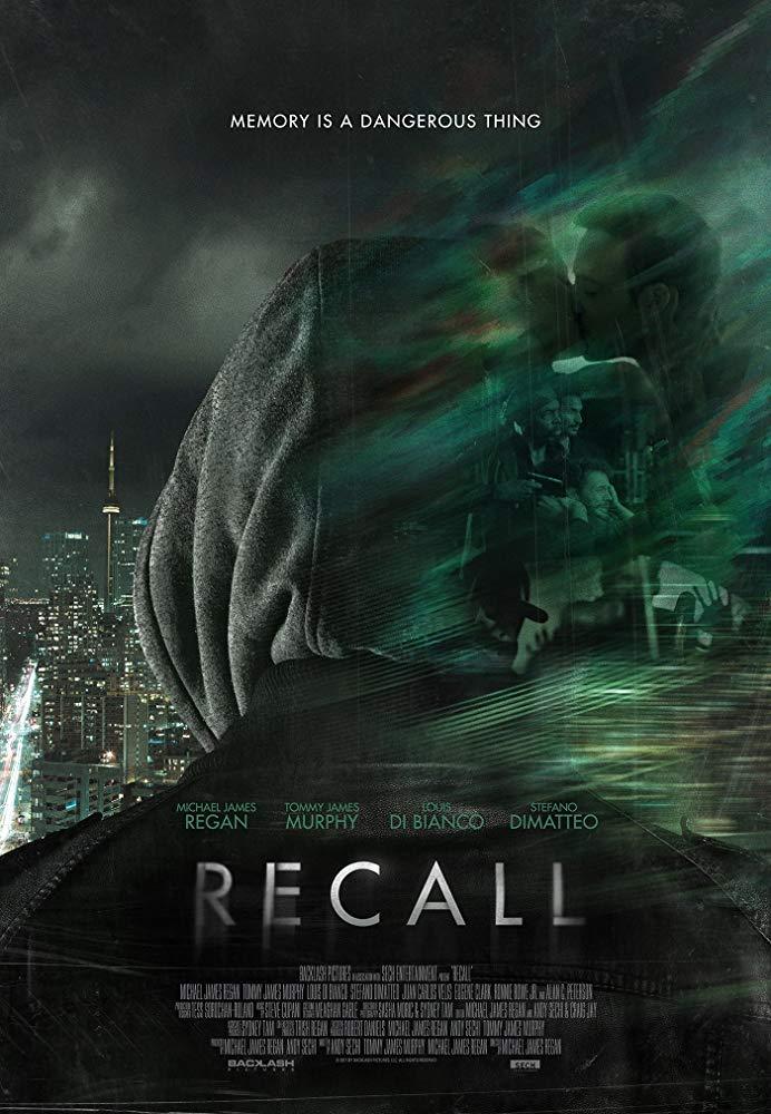 Recall 2018 HDRip AC3 X264-CMRG